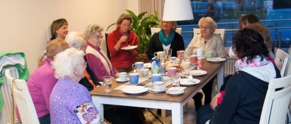 Mahlzeiten in der Gruppe